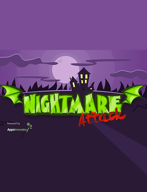 NIGHTMARE ATTACK tower defense iOS Android Game